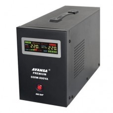 Sursa UPS, neintreruptibila, pentru centrale termice, Avansa ,500W/800VA, 12VDC