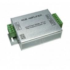 Amplificator , banda led rgb, 12 V-24 V, 144W, IP33