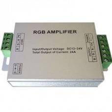 Amplificator , banda led rgb, 12 V-24 V, 188 W, IP33