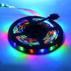 electrice ialomita - banda led nil/rgb, 24w / 5m, 1440lm/5m, ip65 - horoz electric - nil/rgb