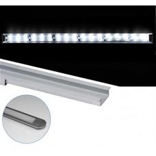 electrice ialomita - profil aluminiu,pentru banda led, ingropat, 1m - lumen - 05-30-560