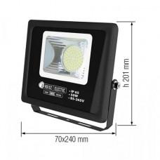 Proiector LED Lion-50, 50W, 6400K, 4250 lm.