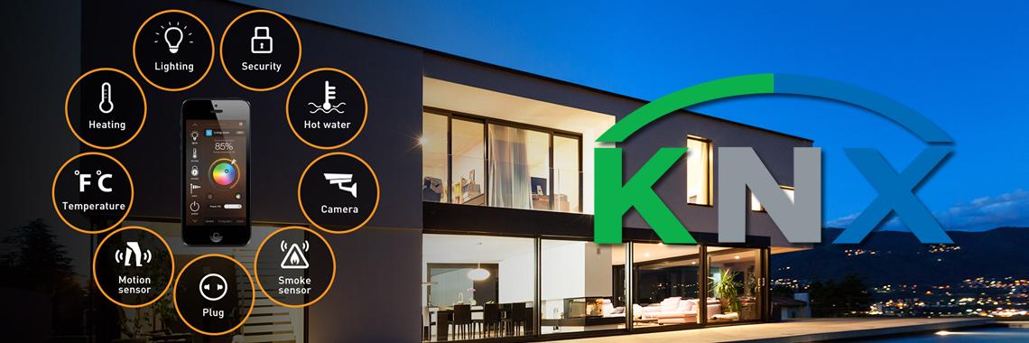 Soare Industrial recomanda KNX